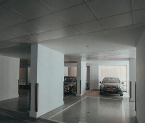 تصویر پارکینگ با سقف کاذب