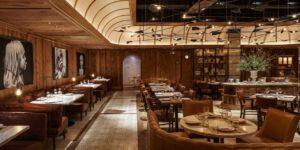 تصویر دیزاین رستوران