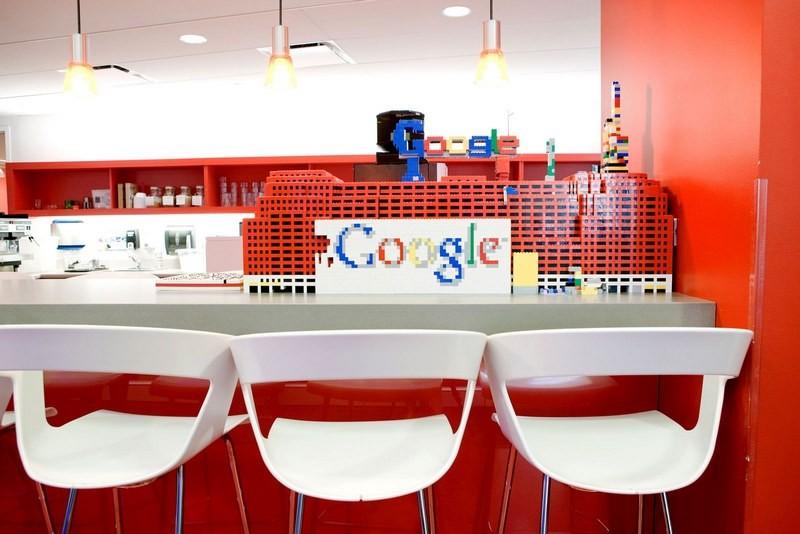 تصویر دکوراسیون داخلی گوگل