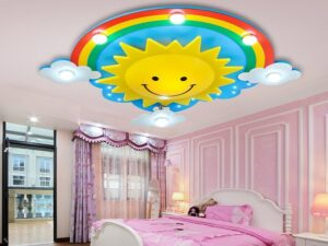 تصویر سقف اتاق کودک