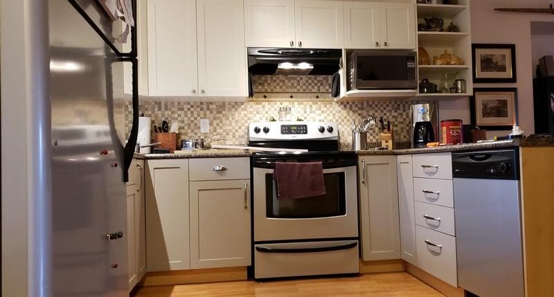 تصویر کابینت آشپزخانه