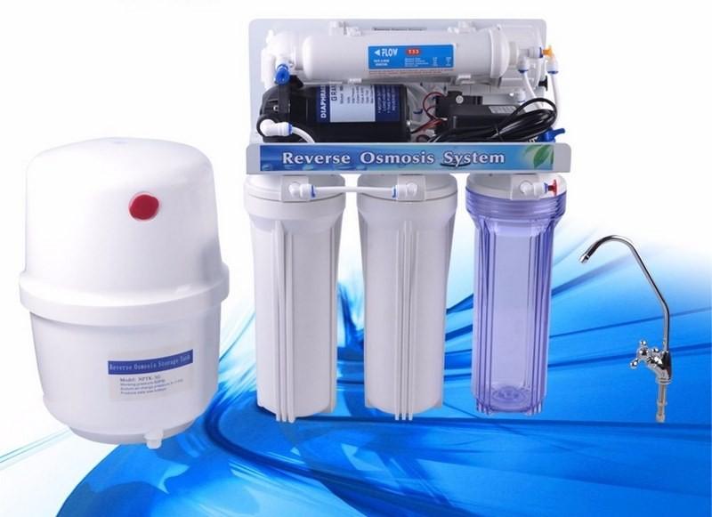 تصویر دستگاه تصفیه آب