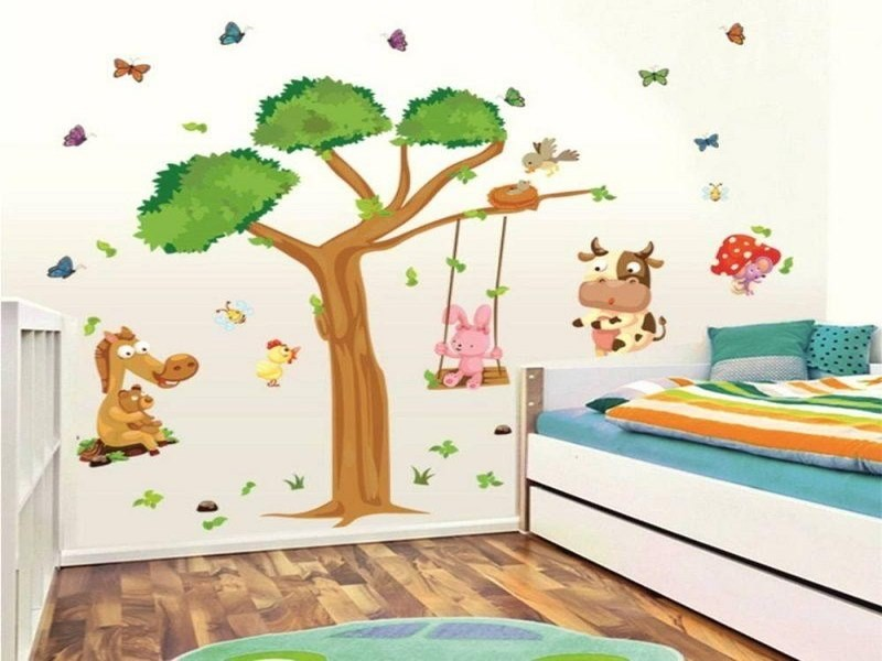 تصویر پوستر دیواری کودک